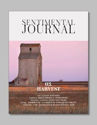 Sentimental Journal  03. HARVEST