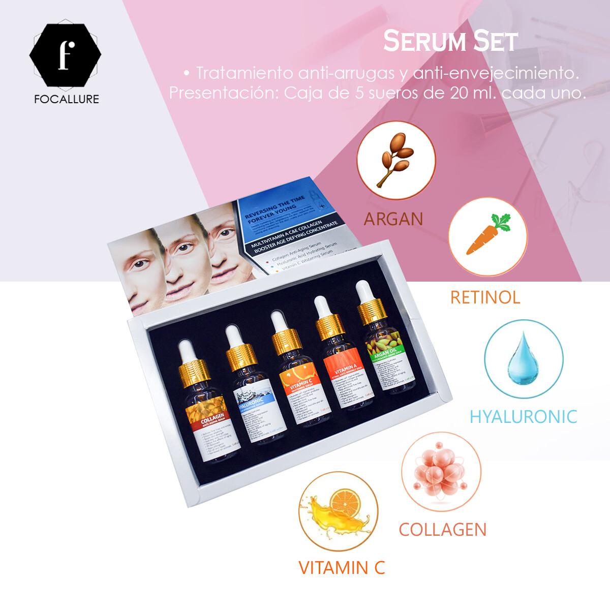 Serum Set