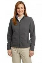 Ladies Fleece Full Zip Jacket