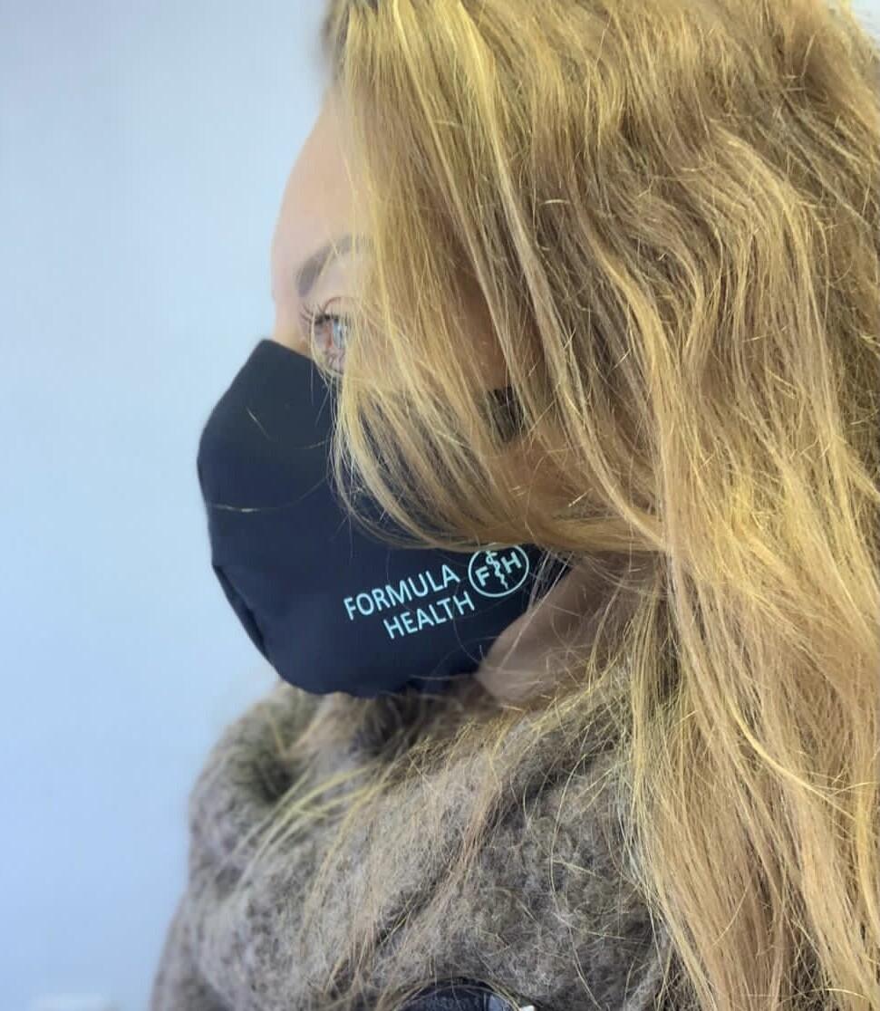 Anti-Viral, Eco-Friendly Face Masks