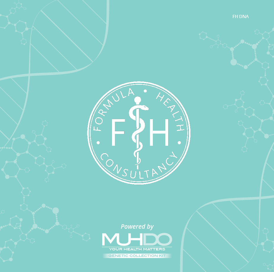 Nutrigenetics DNA test & Nutrition consultation