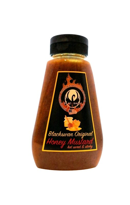 Honey Mustard - Hot Sweet & Sticky
