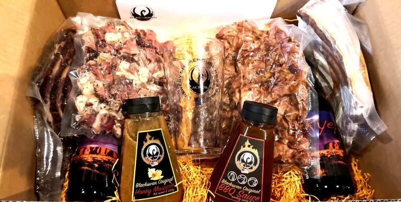 AMERICAN BBQ BOX