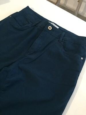 Pantalon jean bleu canard SARAH JOHN