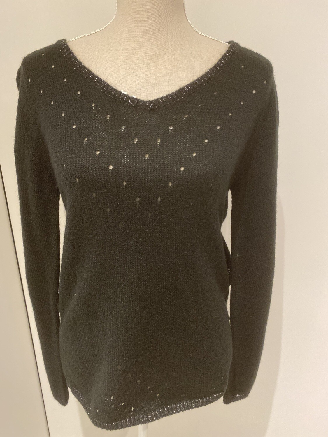 Pull noir SO SWEET ( ancienne collection)