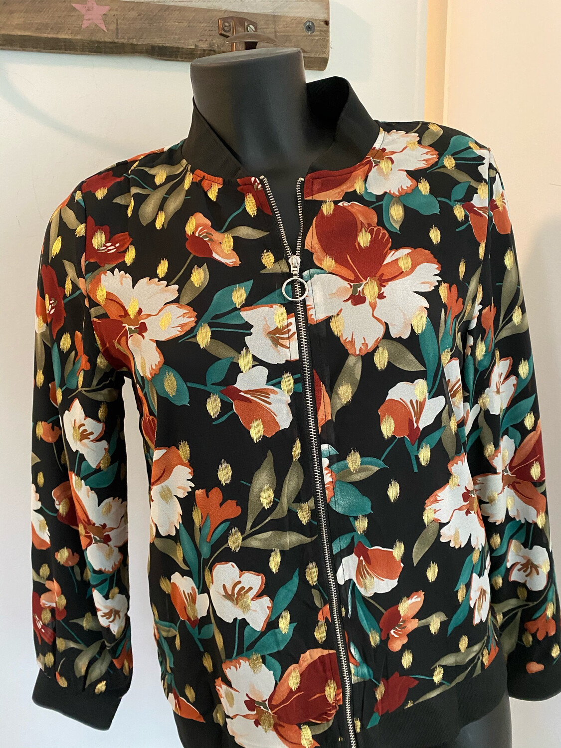 Bombers LILIE ROSE (DX9614)