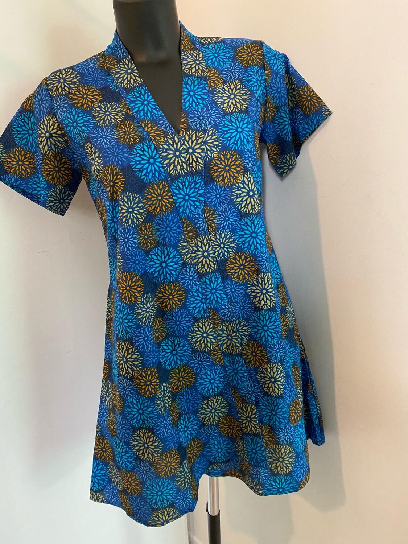 Robe ou tunique LALITA Warhol short dress