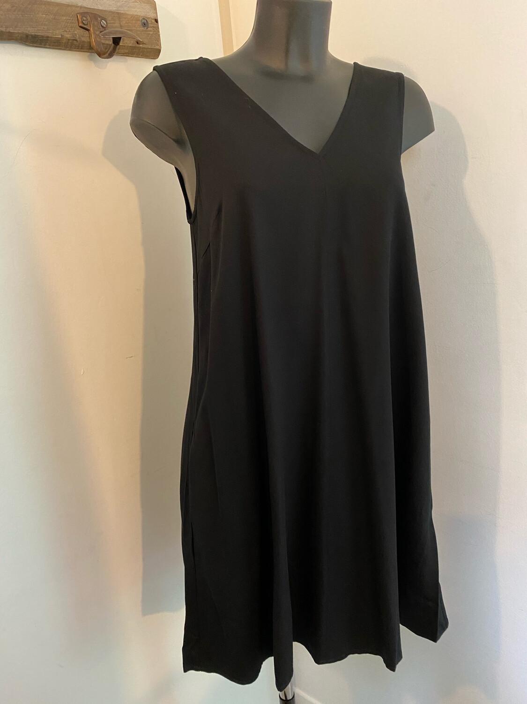 Robe courte noire PIECES ( 17114144