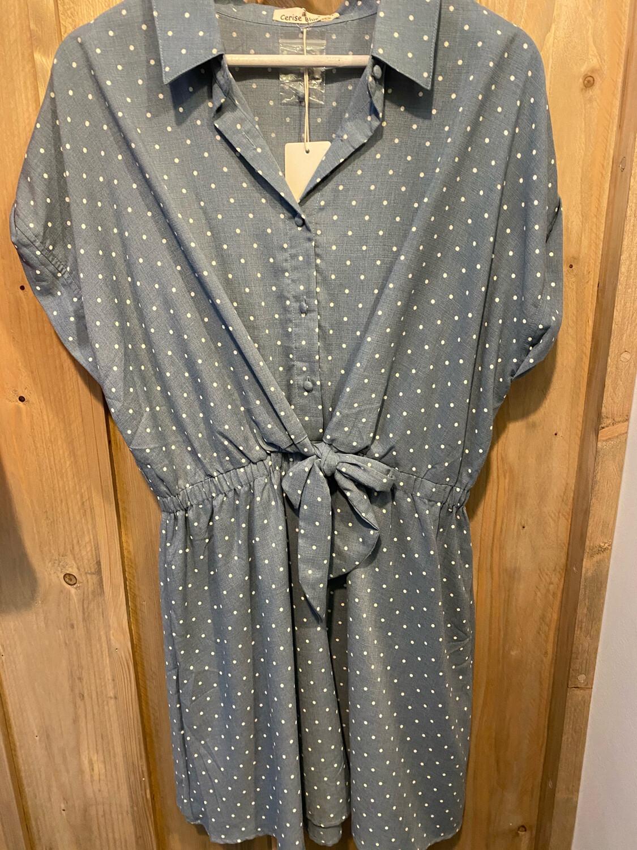 Robe CERISE BLUE ( collection précédente) L