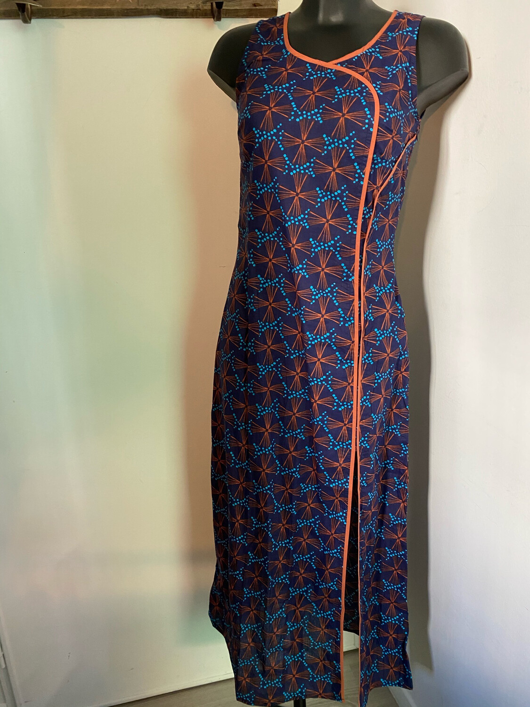 Robe LALITA Klimt prune