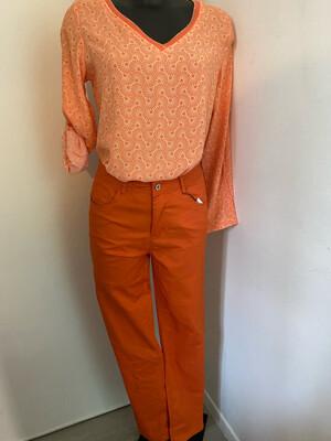 Pantalon SARAH JOHN orange (CH352-14)