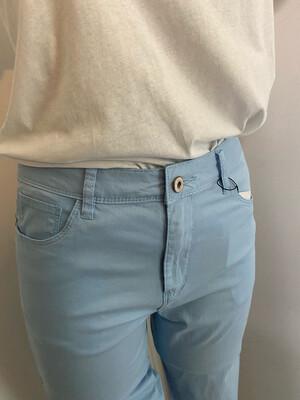 Pantalon SARAH JOHN ciel ( CH352-7)