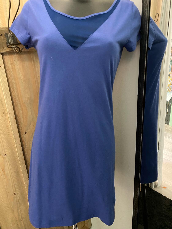 Robe courte bleue Perfect OSANNA CREAZIONE