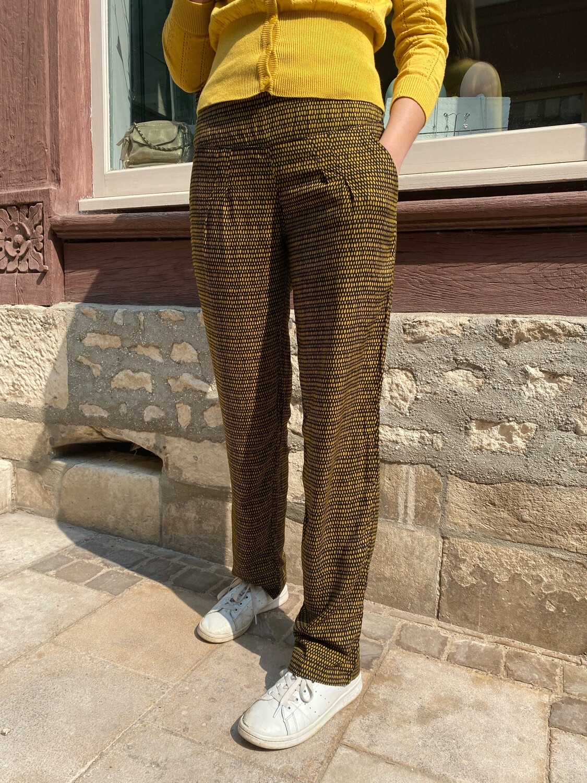 Pantalon PRINCESSE NOMADE Eva 08 black