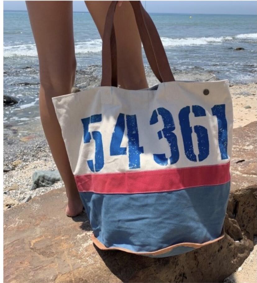 Sac de plage CASA NATURA Kobe SNR3
