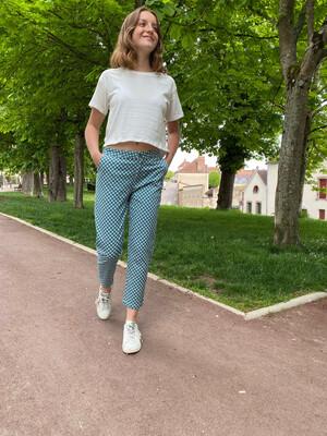 Pantalon 7/8 SARAH JOHN chino F2150-20