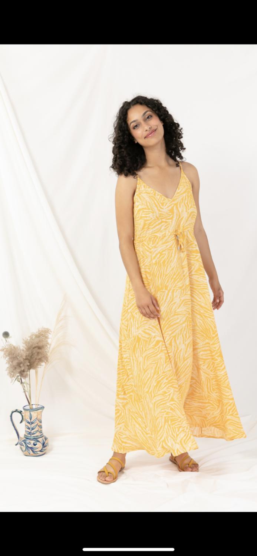 Robe longue à bretelles SARAH JOHN 2065-112