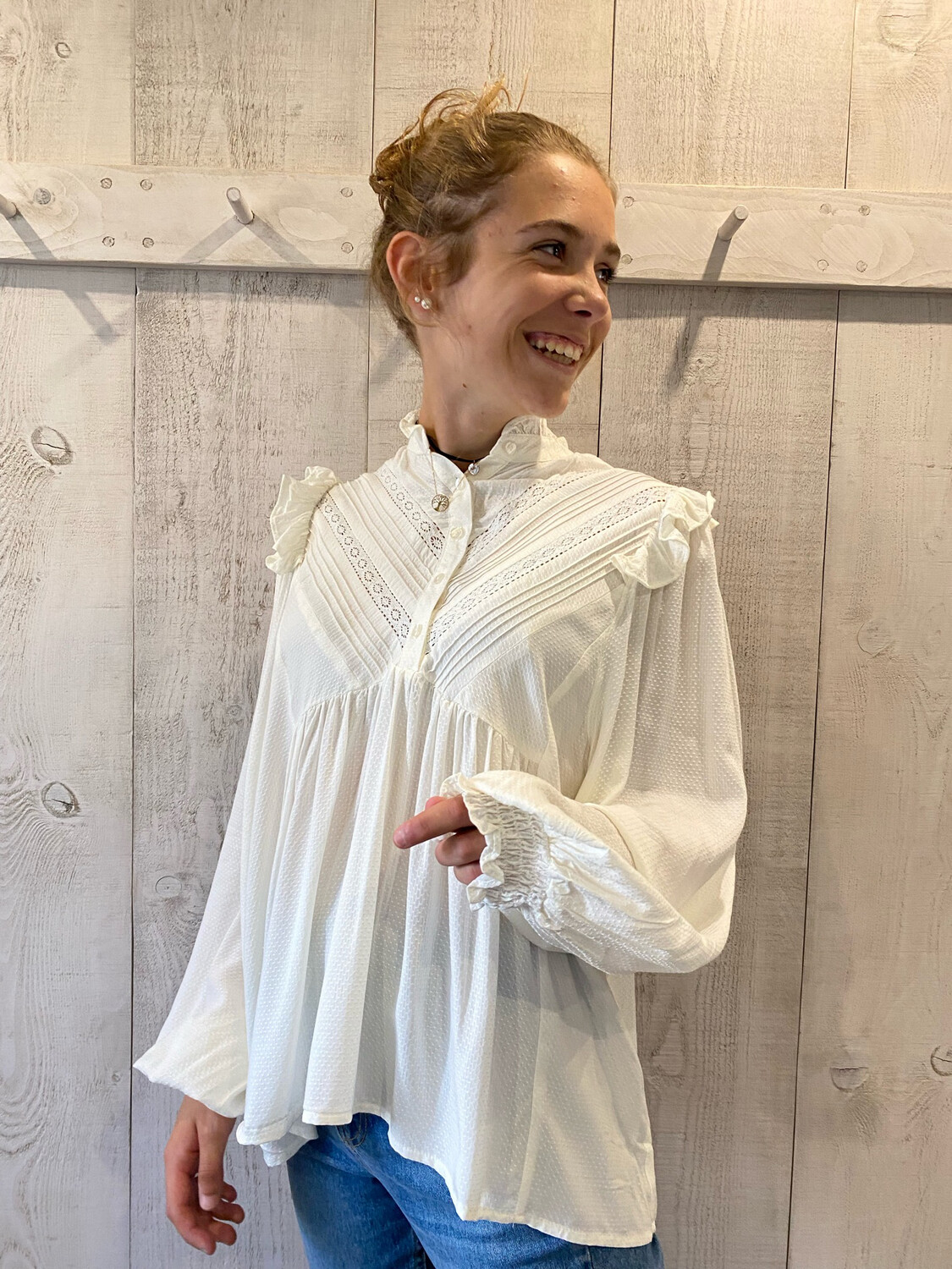 Blouse BYOUNG Lise