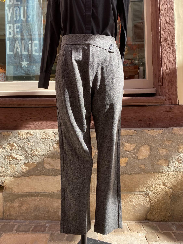 Pantalon  gris chiné BYOUNG