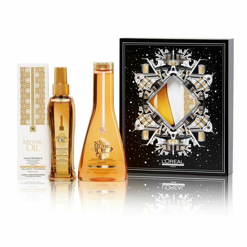Coffret Mythic Oil