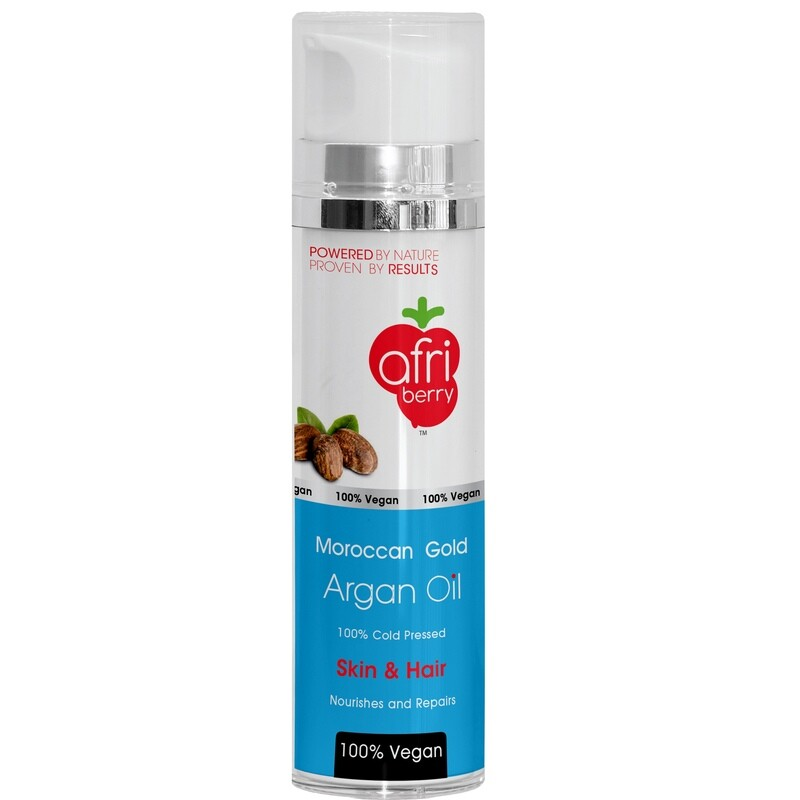 Afri-Berry Moroccan Gold Argan Oil - 200ml