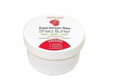 Afri-Berry African Raw Shea Butter - 250ml