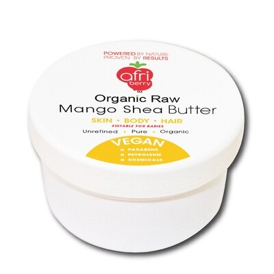 Afri-Berry Mango Shea Butter - 250ml