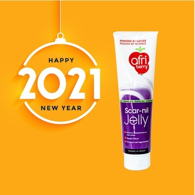 Afri-Berry Scar Nil Jelly - 150ml