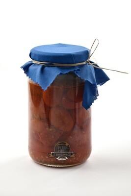 pomodorino corbarini in sugo raccolto e fatto a mano 500gr *glutenfree