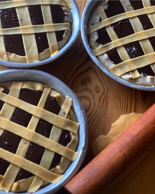 Crostate di castagne italiane  🌰 anche senza glutine 1kg