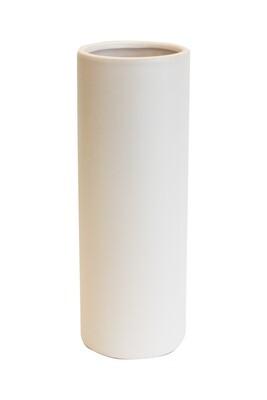 Cylinder Ceramic White