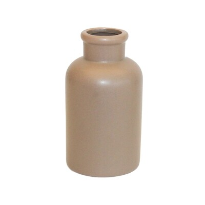 Bottle Lipped Ceramic Speci Earth