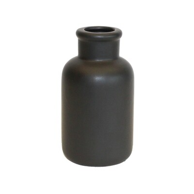 Bottle Lipped Ceramic Speci Black