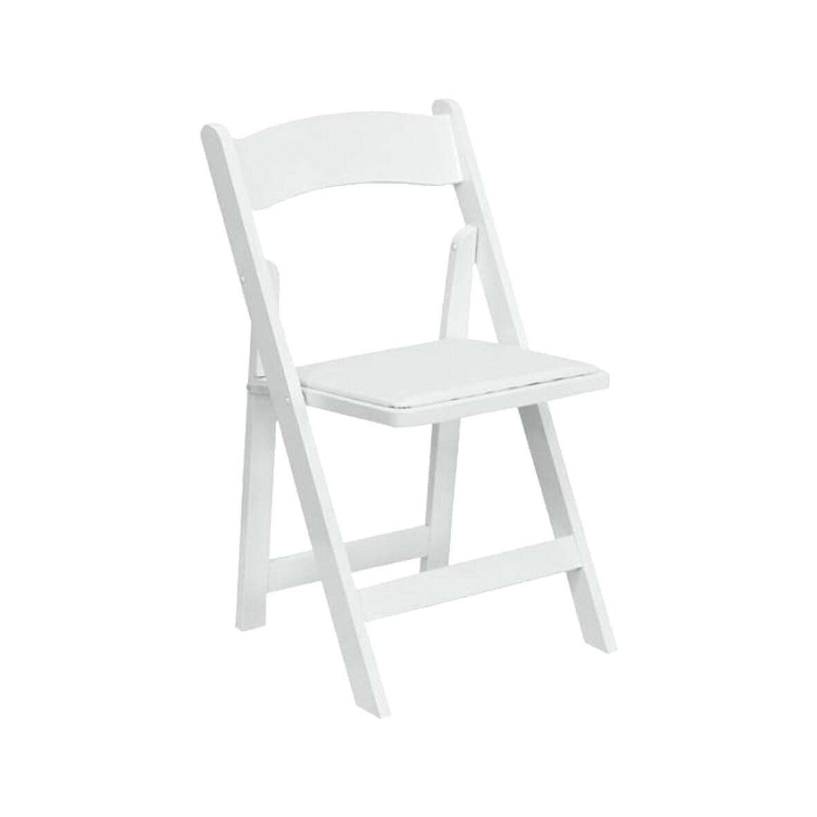 Wimbledon Chair White