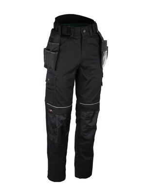Pantalon. Coton/polyester (65/35). 300 g/m2.