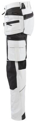 Pantalon peintre stretch 4D