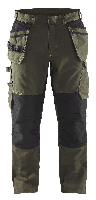 Pantalon maintenance +stretch avec poches flottantes