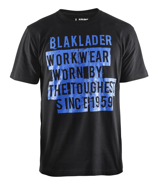 T-shirt Toughest since 1959 Limited