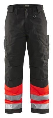 Pantalon haute visibilité hiver