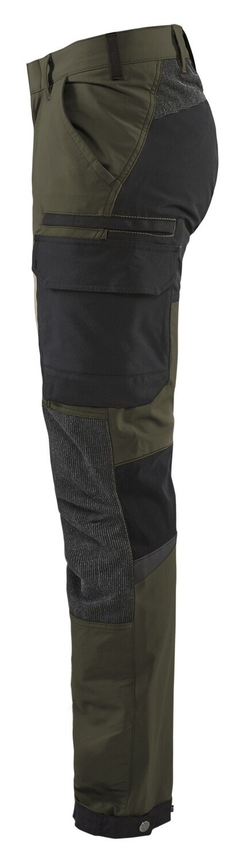 Pantalon maintenance stretch 4D