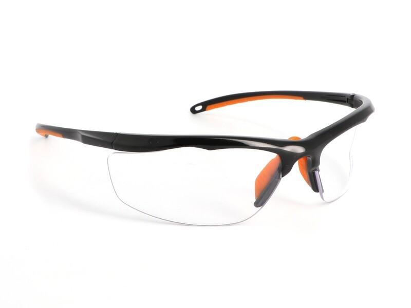 Lunettes ultra-fines et légères. 22 g ! Oculaires incolores.