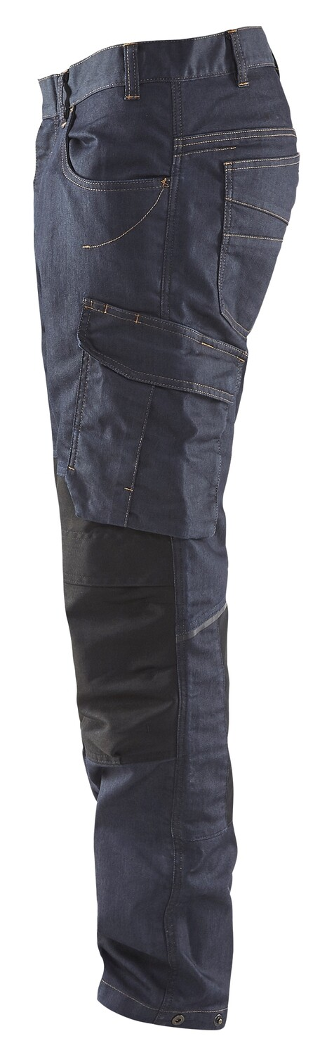 Pantalon  maintenance Denim Stretch 2D