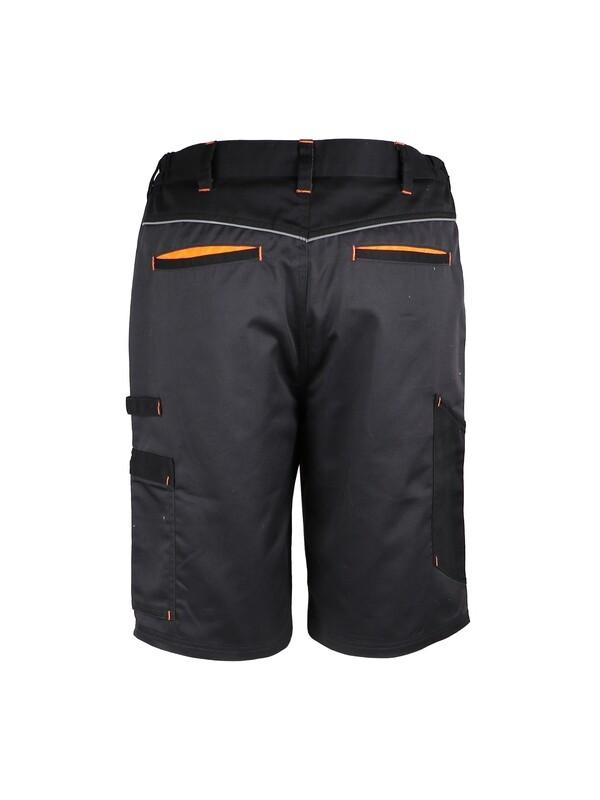 Short de travail. Polyester/coton (65/35), 245 g/m2