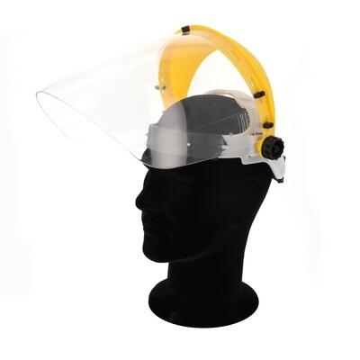 Kit protection du visage. Ecran PC incolore (305 x 190 mm)  (Paquet de 10)