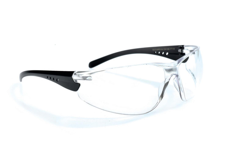 Lunettes ultra fines. Oculaire incolore.  (Paquet de 10)