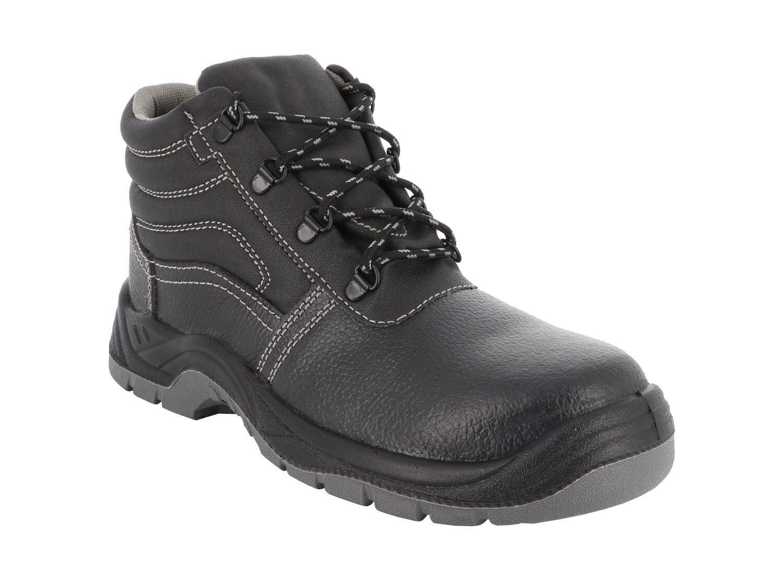 S3 SRC. Chaussures hautes cuir grainé