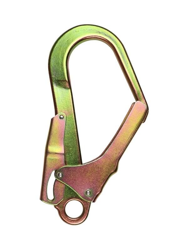 Connecteur en acier; ouverture 50 mm