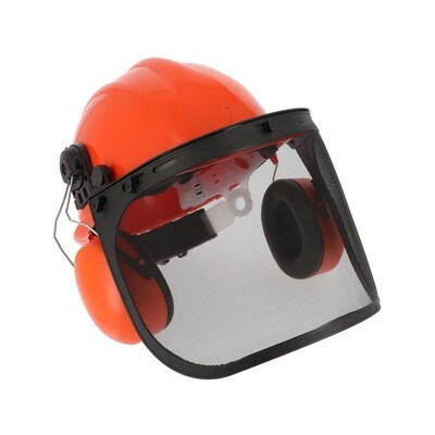 Casque forestier
