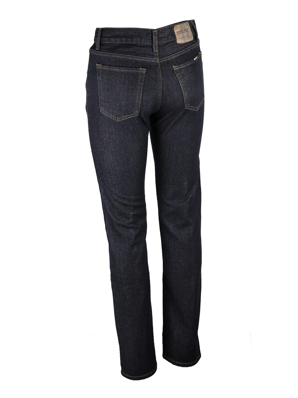 Jeans 100% coton denim 13oz. Coloris bleu.