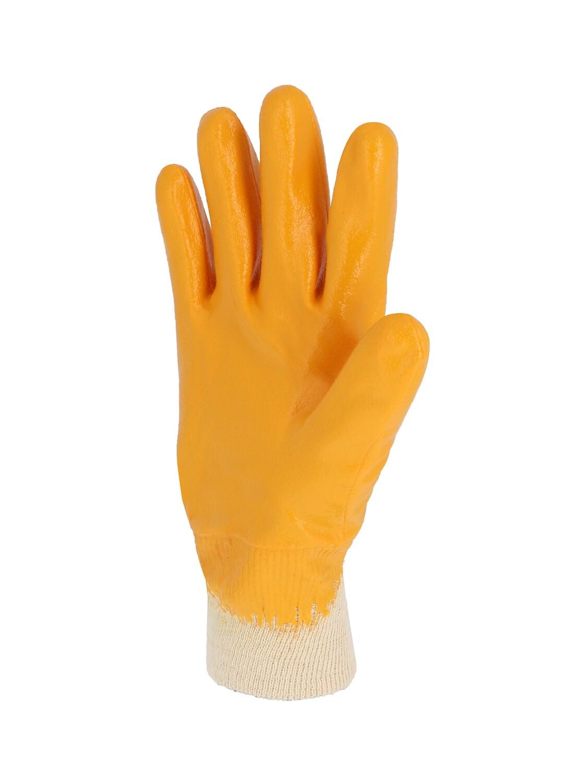 Gant nitrile (3/4). Enduction ultra-legere. Poignet tricot. (10 paires)